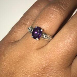 Jewelry - Purple Gemstone Ring